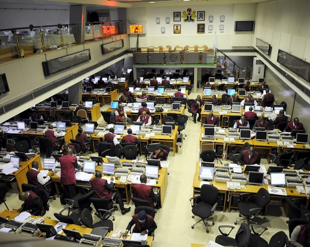 NIGERIA-FINANCE-BANKING-STOCK-EXCHANGE