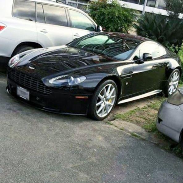 Aston Martin V8 Vantage S Price: $134,295 (₦26,724,705)