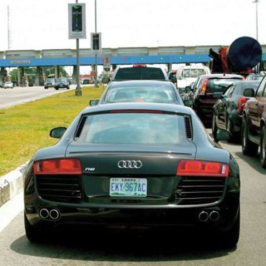 Image result for audi r8 in lagos