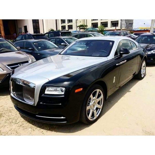 Rolls-Royce Wraith Price: $304,350 (₦60,565,650)