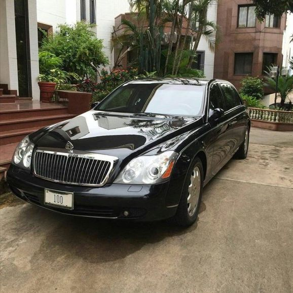 Image result for maybach 62s in lagos