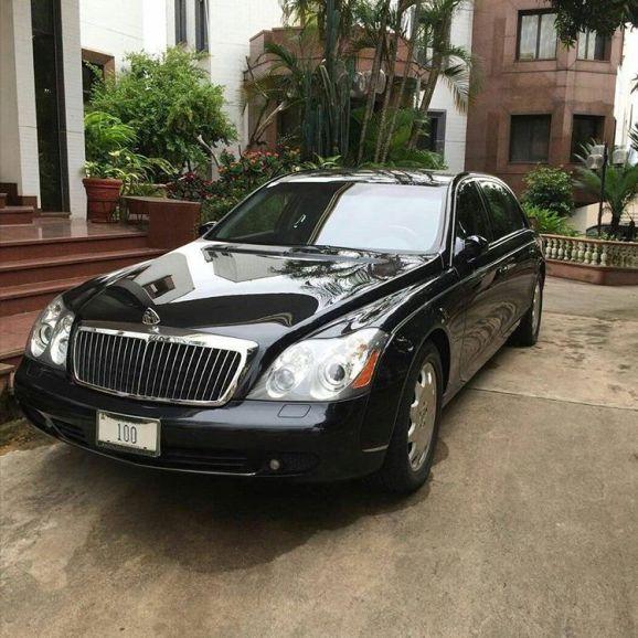 Maybach 62s Price: $450,000 (₦89,550,000)