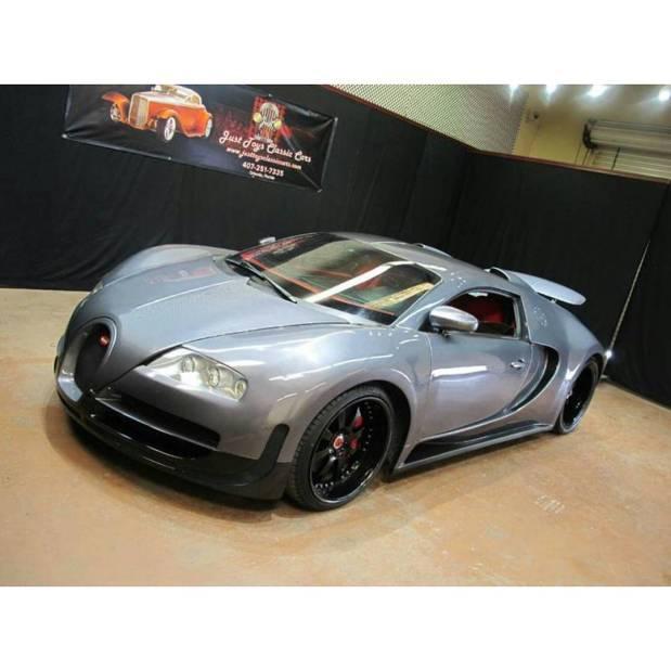 Bugatti Veyron Price: $1,700,000 (₦338,300,000)