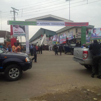 PDP Convention4