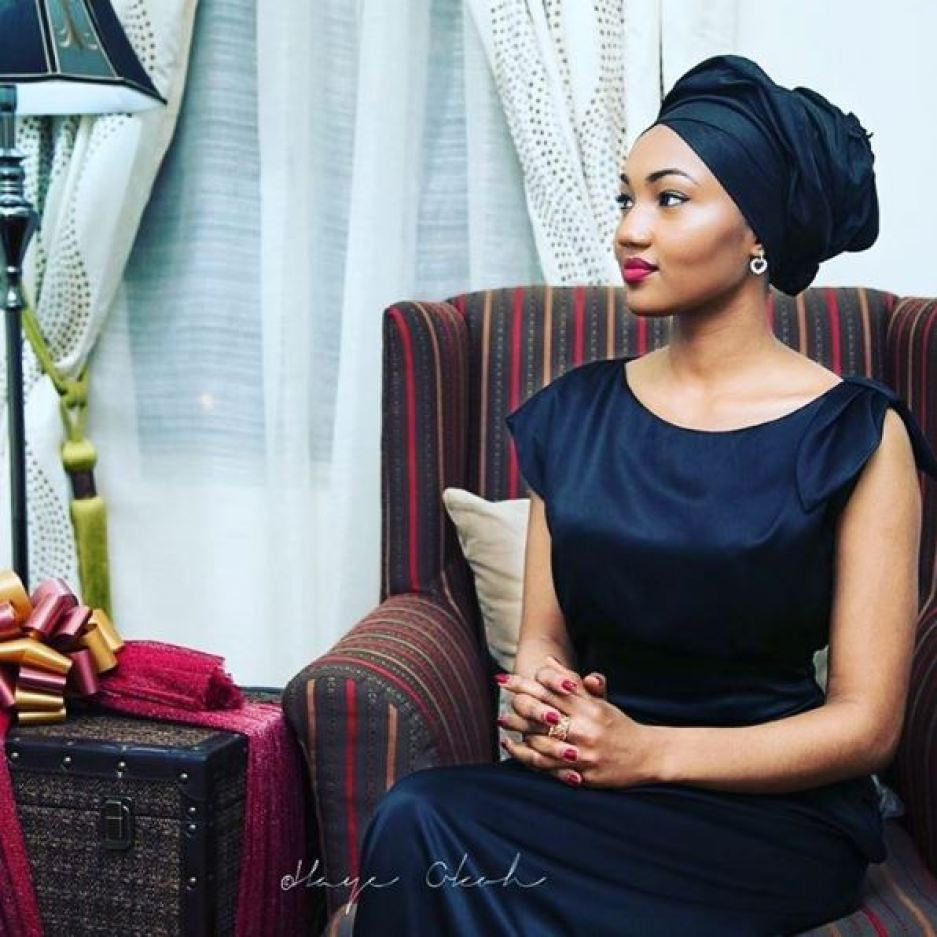 BUHARI'S DAUGHTER ZAHRA GETS THE INSULT OF HER LIFE AFTER SHE ASKED NIGERIANS WHAT SHE CAN DO TO HELP – (MUST SEE)
