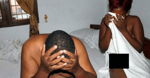 Man shares shocking screenshot of Wife's chat with her Lover