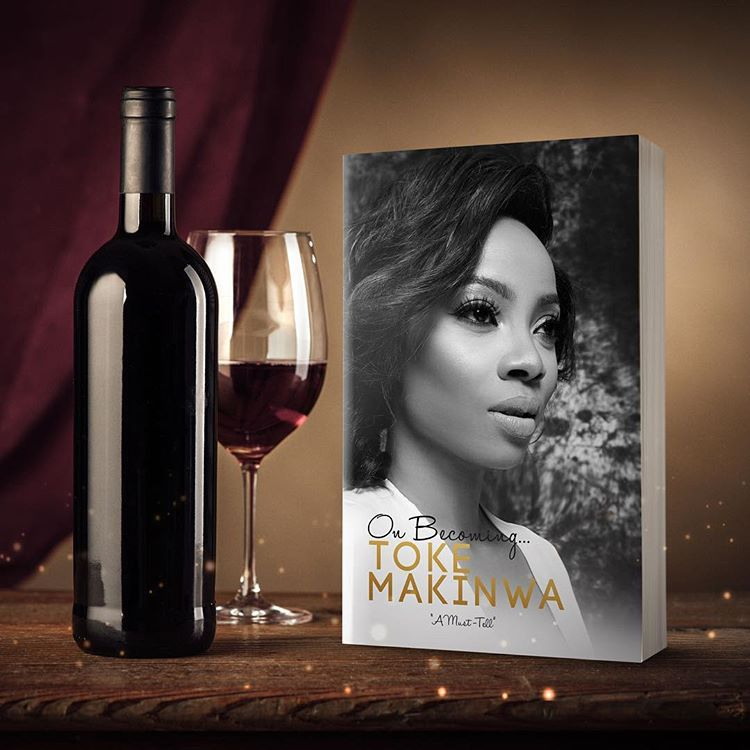 How my Ex-husband nearly ruined my life: Toke Makinwa opens up in