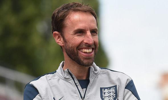 England manager, Gareth Southgate
