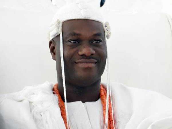 Ooni Adeyeye Ogunwusi