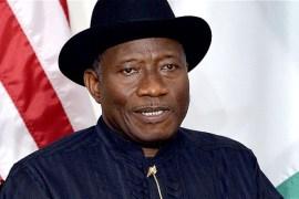 Former Preisdent, Goodluck Jonathan