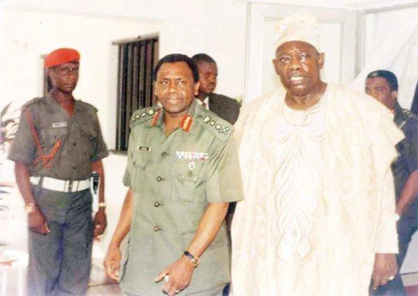 abacha and abiola