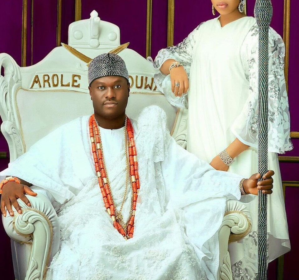 Family Friend- Why Ooni Of Ife Remained Silent About His Marriage Crash To Olori Wuraola