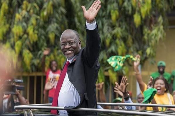 tanzanian president
