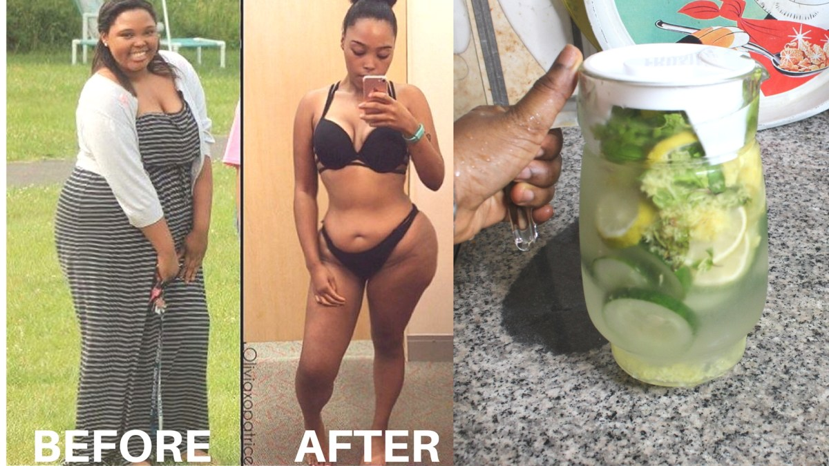 No Diet, No Exercise! Lose Weight Fast With Lemon, Ginger, Cucumber Weight Loss Tea