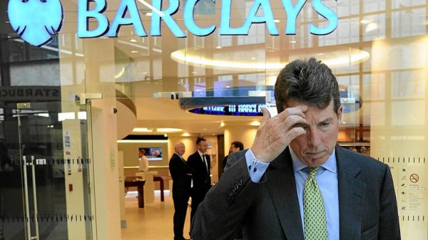 Ousted Barclays Topshot seeking to increase holding in Union Bank Plc to 44.5%