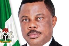 Anambra Governor, Willie Obiano