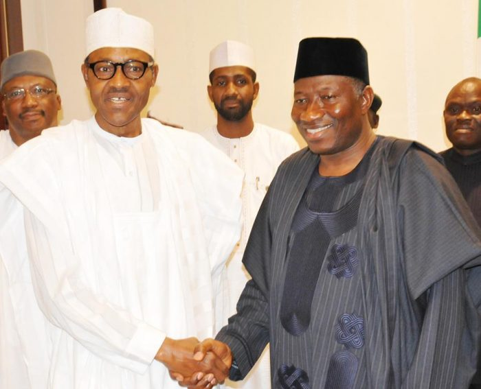 Nigeria is not a military dictatorship - Jonathan fires Buhari