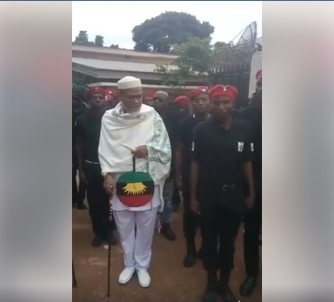 Kanu Had agreed to step down the Agitation for Secession - Uko