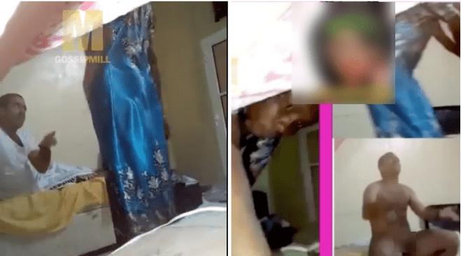 Nigerian House maid raped by Omani man.