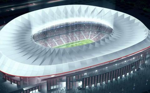 The Wanda Metropolitano