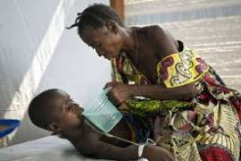 over 500 dead from cholera outbreak in Congo