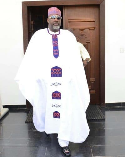 Why should Nigerians be buying agbada for Dino Melaye - Sagay