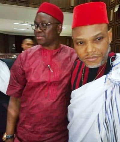 I do not support IPOB but... - Governor Fayose