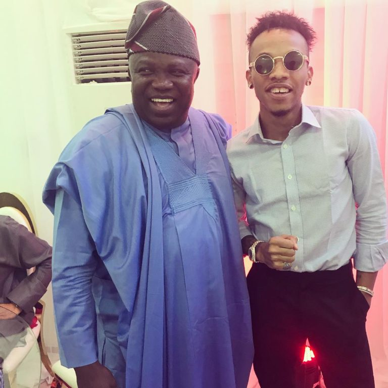 Ambode and Tekno