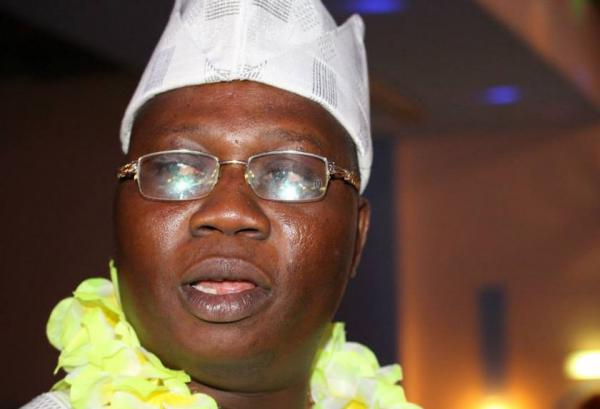 Tinubu speaks on Gani Adams' appointment as MKO Abiola's successor