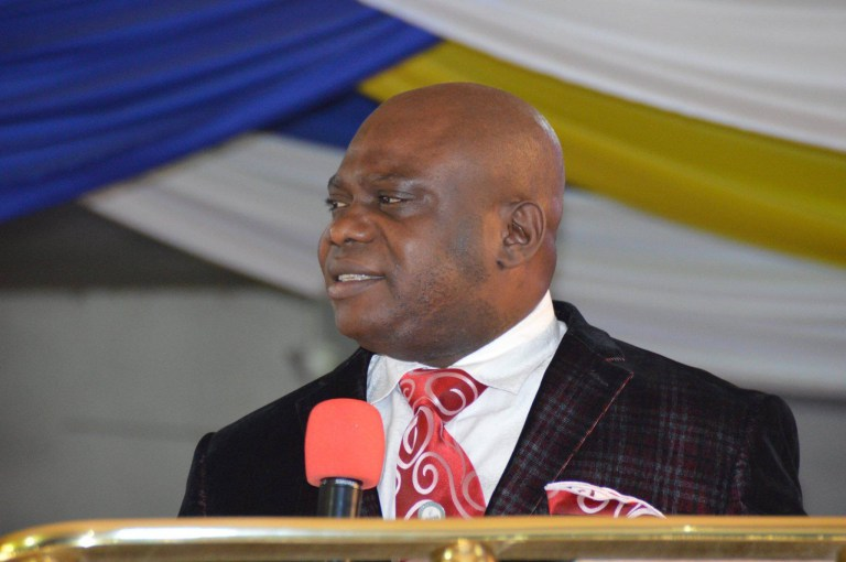 Apostle Chibuzor Chinyere
