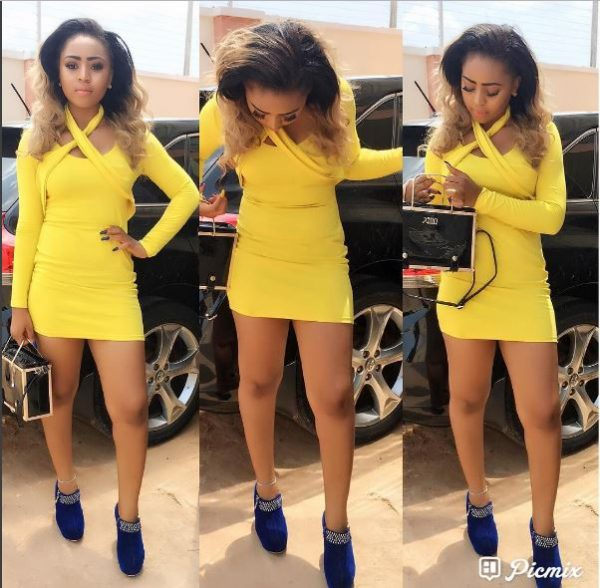 17 Year Old Teen Nollywood Actress Caught Up In Pimping -3731