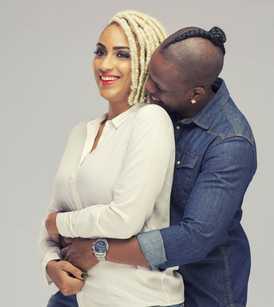 Celebrity Wedding: Ghanian actress Juliet Ibrahim and Icebergslim ...