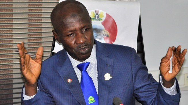 Magu Names Pension Thieves