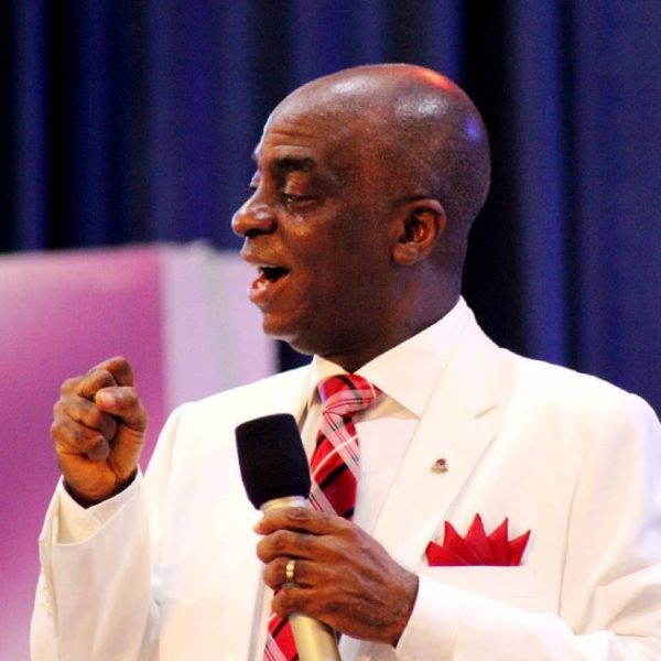 VIDEO: The Window of Heaven Will be Closed to Non-Tithers- Bishop Oyedepo
