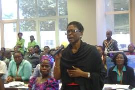 Dr Modupe Irele
