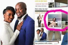 Pastors wife osofe maame