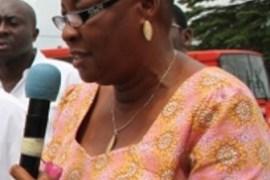 Mrs Marie Ebikake