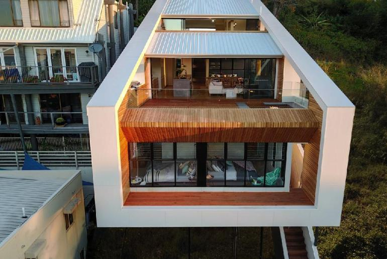 'Floating Home' In Sydney