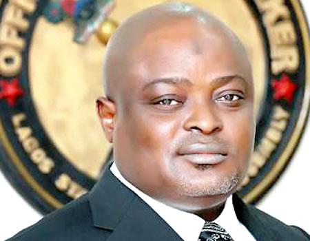 Lagos Speaker, Mudashiru Obasa