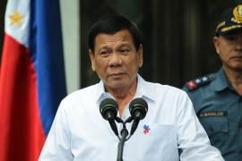 President of Philippines Duterte