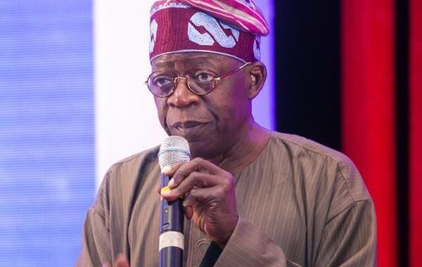 Bola Tinubu expresses Amotekun view