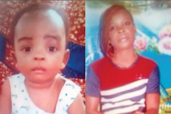 Woman killed and baby abducted