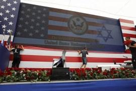 USA Embassy in Jerusalem