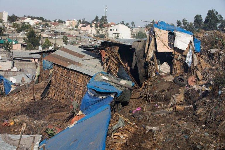 ethiopia landslide
