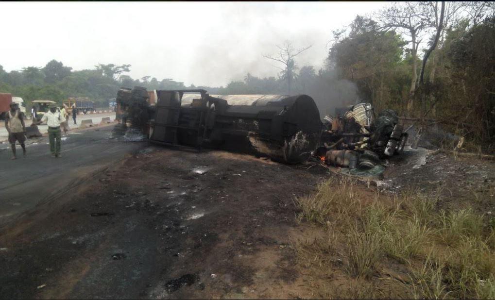 taraba auto crash