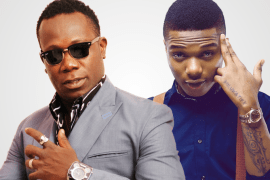 Photo of Wizkid and Duncan Mighty