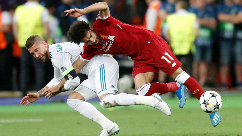 Image result wey dey for Salah laughs off Ramos injection claims: Maybe he can tell me if I'll make the World Cup!