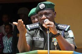 Police boss, Ibrahim Idris