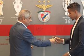 Benfica Signs Nigerian-Born Tyronne Ebuehi