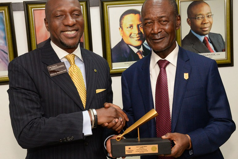 Corporate Governance: Stock Exchange lauds Dangote Cement, calls for more partnership